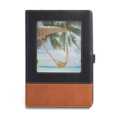 (Travel Journal Diary noteBook,Tropical,A5(6.1