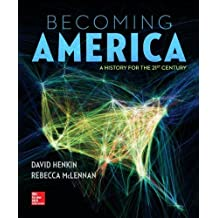 Becoming America by David Henkin (2014-01-06)