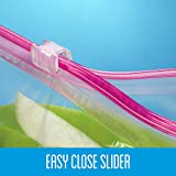 Ziploc Slider Stand-and-Fill Storage Bags with New