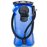 WACOOL - Bolsa de hidratación de 3 l, 100 onzas, sin BPA, EVA, depósito de Agua a Prueba de Fugas