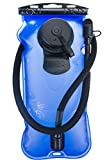 Kyпить WACOOL 3L 3Liter 100oz BPA Free EVA Hydration Pack Bladder, Leakproof Water Reservoir (3 Liter Bladder Blue) на Amazon.com