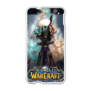 HTC One M7 Phone Case World of Warcraft