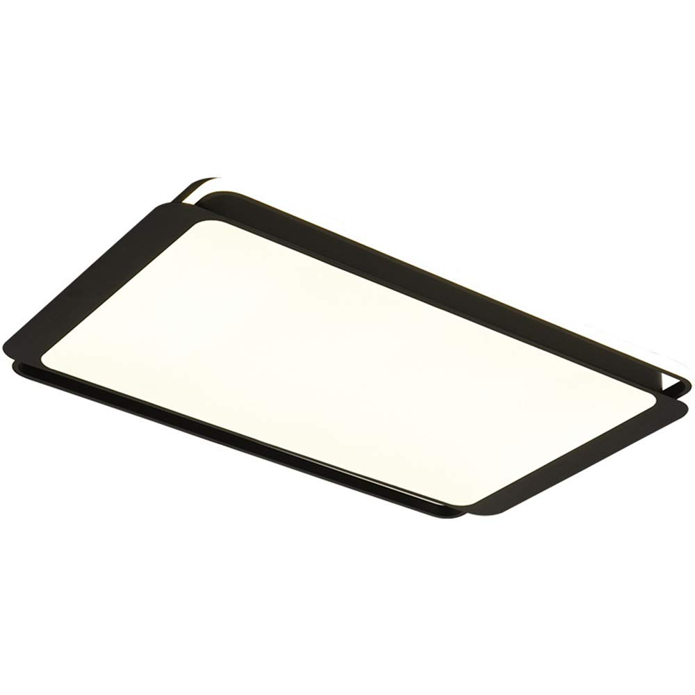 LEDシーリングライトリモコン調光対応リビングルームフラッシュマウント照明器具寝室の装飾,Dimming,132W B07S3JV1SV