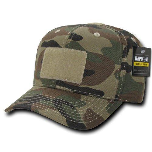 Rapdom Tactical Constructed Operator Cap, - Woodlands Mall