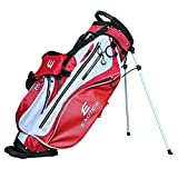 Tour Edge Exotics Extreme 4 Stand Bag 2018 Red/White
