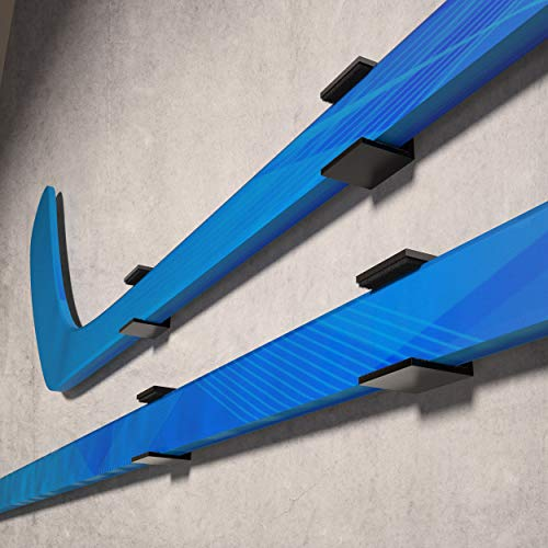 Noa Store Hockey Stick Display Holder/Hanger Great for Ane Home Or Office Wall