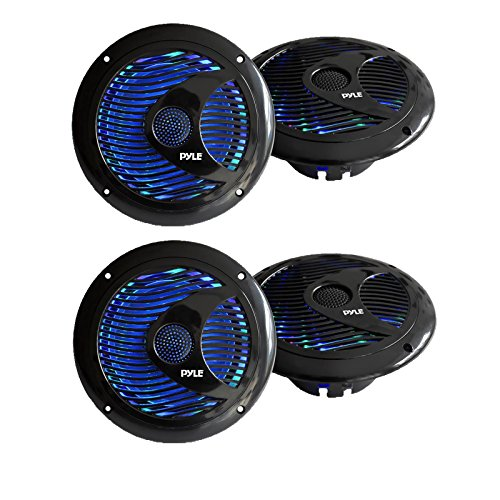 Pyle 6 5 Inch Waterproof Marine Speakers