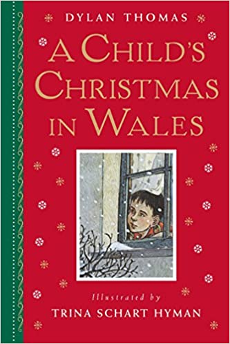 A Childs Christmas In Wales.A Child S Christmas In Wales Gift Edition Amazon Co Uk