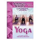 Stronger Seniors: Yoga Chair Exercise for Fitness