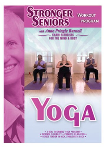 Chair Yoga (Chair Yoga For Seniors Dvd)