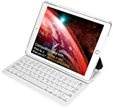 Best iPad Keyboards - OSP Slim iPad Case with Backlit Keyboard Black Review