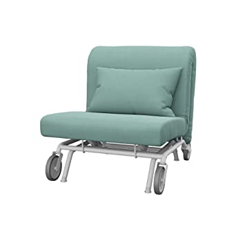 Soferia - IKEA PS Funda para sillón, Elegance Mint: Amazon ...