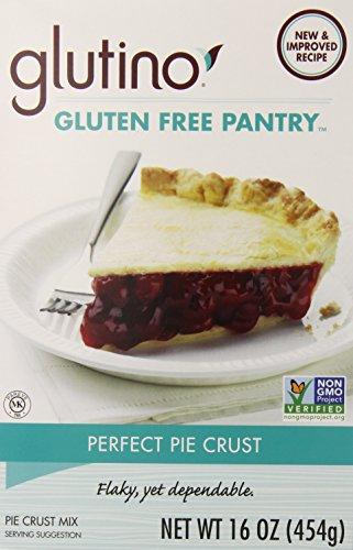 Glutino Gluten Free Pantry Perfect Pie Crust Mix, 16 Ounce
