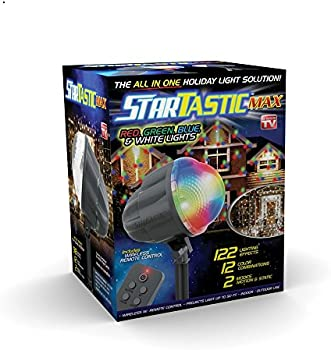 StarTastic Max Laser Projector w/ 122 Effects