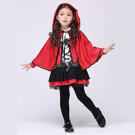 ROCK1ON Disfraz de Mago Bruja para Niños, Disfraces de Halloween ...