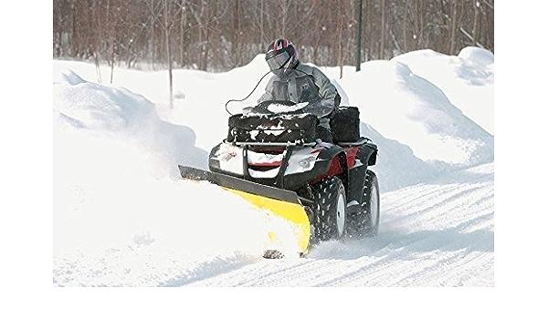 Honda trx650 Rincon – 03 – 05 – Pala de nieve sistema Quad ...