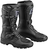 Gaerne G-Adventure Adult Off-Road Motorcycle Boots, Black, 10
