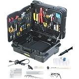 Jensen Tools - JTK-87TT - Kit in 10 Tough Tote Horizontal Wheeled Case