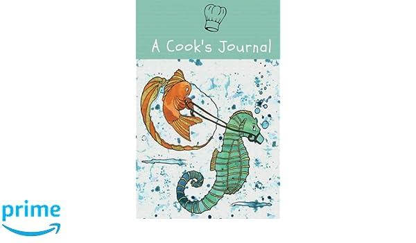 Recipe Journal: Blank Cookbook ( Recipes & Notes , Cookbook Journal , Cooking Journal ,Cooking Notebook ,Blank Cookbook Journal) 6x9 (Volume 13)