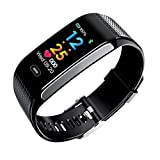 Fitness Tracker Watch, Activity Tracker Watch Smart Bracelet with Heart Rate Blood Pressure