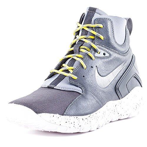 Nike Koth Ultra Mid - Zapatillas de deporte exterior Hombre Gris (Dark Grey / Dark Grey-Cool Grey)