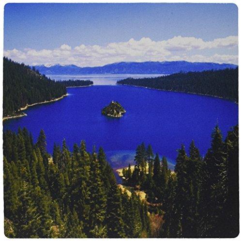 3dRose Lake Tahoe California Mouse Pad (mp_57609_1)