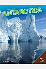 Antarctica (Continents) by Maurene J. Hinds (2013-08-06) School & Library Binding