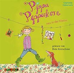Pippa Pepperkorn neu in der Klasse (Pippa Pepperkorn 1)