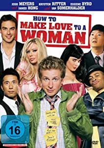 How to make Love to a Woman [DVD] [Alemania]