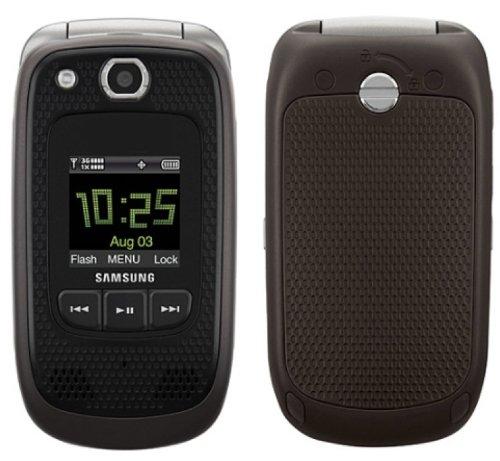 Verizon Samsung Convoy U660 No Contract Rugged PTT Cell Phone Grey Verizon (Samsung Phones Cell Unlocked Flip)