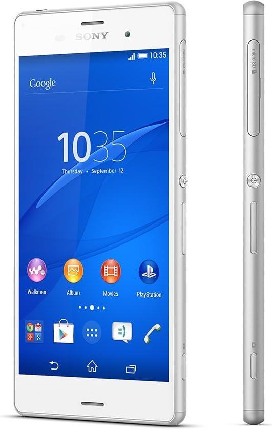 Sony Xperia Z3 - Smartphone Libre Android (Pantalla 5.2
