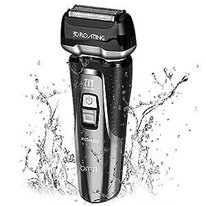 Amazon.com: Insmart - Afeitadora eléctrica para hombre ...