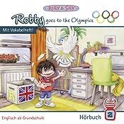 Robby goes to the Olympics (Robby 2) | Fiona Stöber