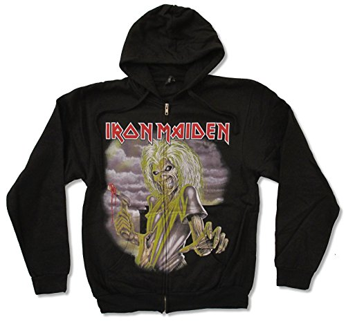Iron Maiden Hoodie - 8