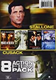 8 Action Film Pack (Stolen / Direct Action / The Circuit / Rampart / Wake of Death / The Contract / Avenging Angelo / Lost City Raiders)