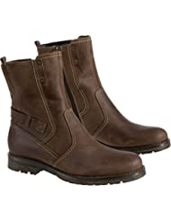 Mens Overland Dolny Wool-Lined Leather Boots