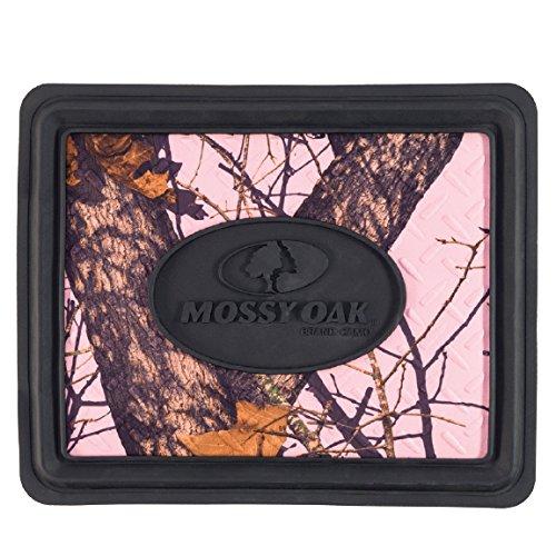 Mossy Oak Rear Floor Mats, Break-up Pink Camo, Pack of 2 (Camo Mat)