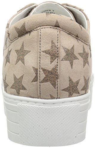 Women's Reaction Taupe Sneaker Lace Kenneth Cole Medium y up Cheer Platform Zq5EnBUw
