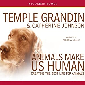 Animals Make Us Human Audiobook