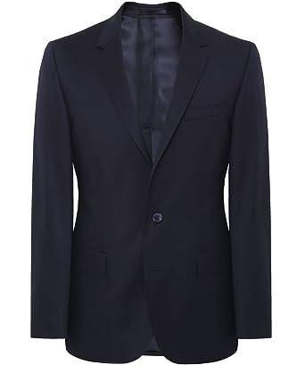 BOSS Hugo Boss Veste en laine Hayes Fit Slim Noir EU56   UK46 ... 77a892df216d