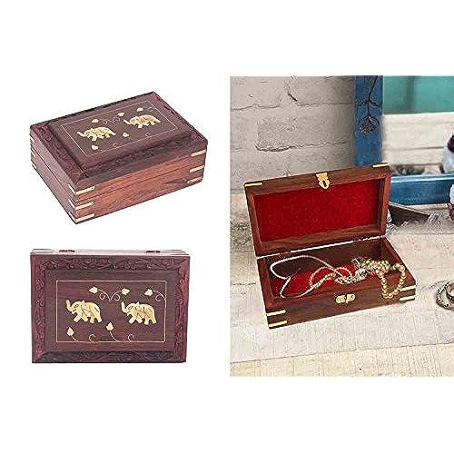 Unique Jewelry Boxes Amazoncom