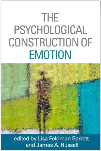 Psychological Construction of Emotion Pdf