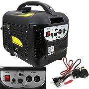 Gracelove Portable 2000 W Emergency Generator Gas 4 Stroke Gasoline Camping RV