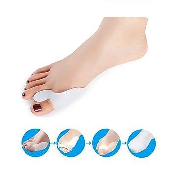 Separador de Dedos, Dedos de Yoga para Mujeres y Hombres ...
