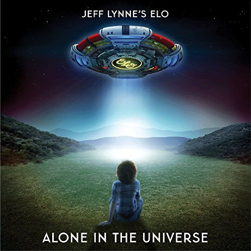 Electric Light Orchestra - Alone In The Universe By Jeff Lynne