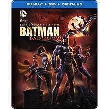 Batman: Bad Blood Deluxe Edition with Amazon Exclusive Steelbook®