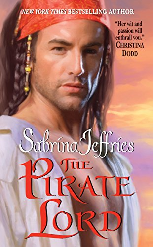 The Pirate Lord (The Lord Trilogy Book 1) cover