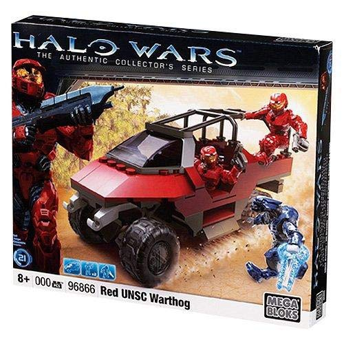 Best halo mega bloks warthog troop transport