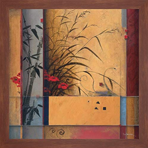 Don Bamboo Division Framed Art - Bamboo Division by Don Li-Leger - 40
