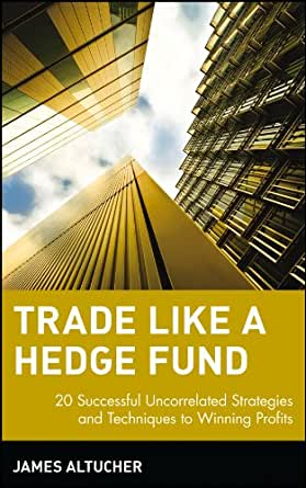 Trading strategies employed by hedge funds